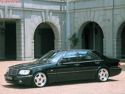 2002 Wald Mercedes Benz S Class. 2001 Wald Mercedes-Benz S-Class W140