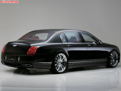 The Best Car And Motorcycle Modification Picture 2006 Wald Bentley