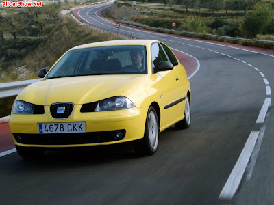 2002 Seat Ibiza. 2002 Seat Ibiza 2.0