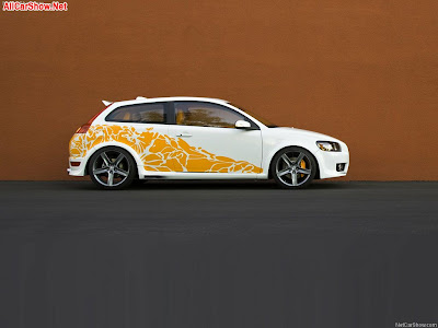 2007 Volvo Heico C30 SEMA Concept