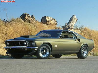 mustang boss 351. 1971 Ford Mustang Boss 351