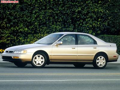 1990 Honda Accord Sedan. 1990 Honda Accord Sedan.