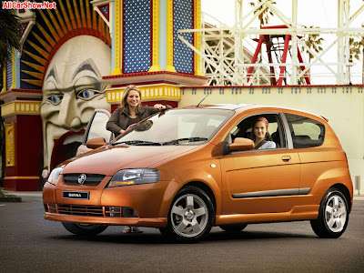 2005 Holden TK Barina Hatch 3-door Wallpapers
