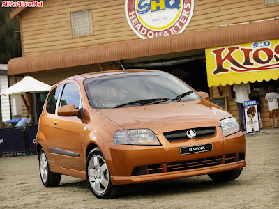 2005 Holden TK Barina Hatch 3-door