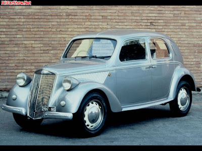 1945 Lancia Ardea Wallpapers