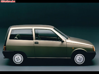1986 Lancia Y10 Wallpapers