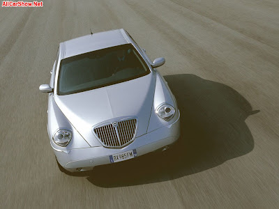 2003 Lancia Phedra Promenade. Lancia Thesis 2002 1024x768