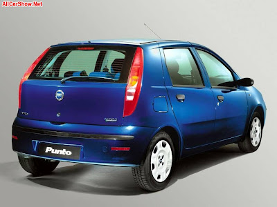2003 Fiat Punto Natural Power Wallpapers