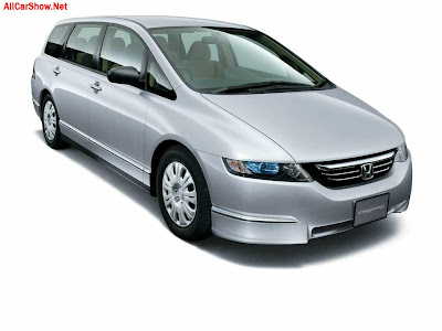 Honda Odyssey S-type