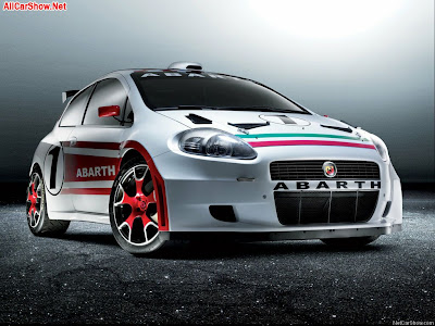 2007 Fiat Grande Punto Abarth Preview. 2007 Fiat Grande Punto Abarth