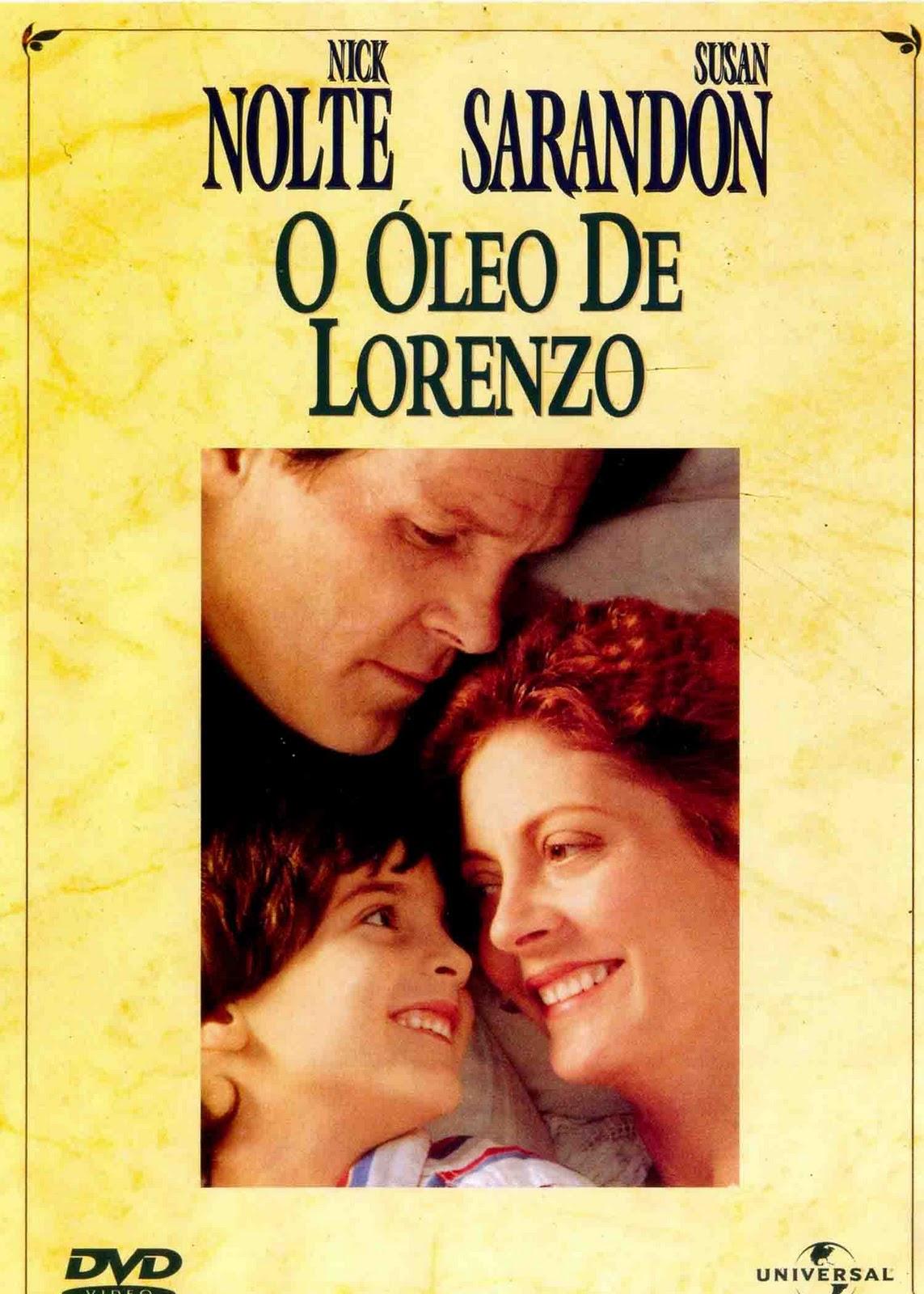O Óleo de Lorenzo – Dublado – Filme Online