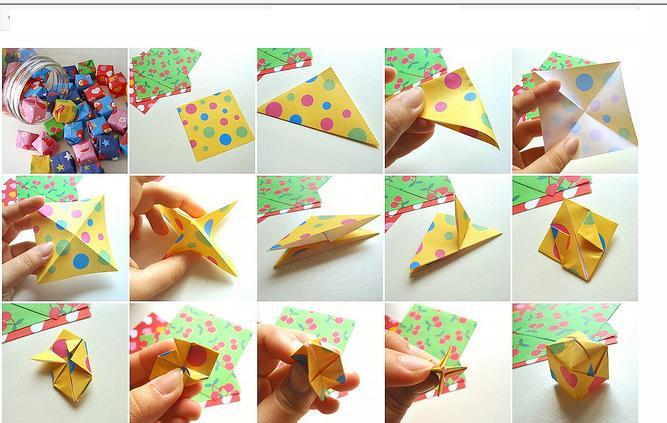 Заказать мастер класс оригами
