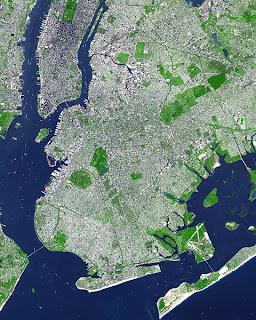 NASA photo of Brooklyn