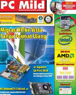 pdf majalah PC mild