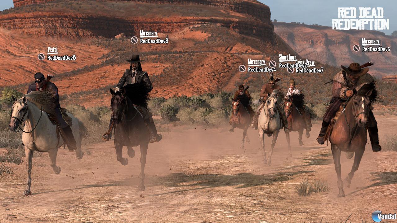 DISFRUTA CON LO ÚLTIMO...: Nuevo videojuego ambientado en el viejo Oeste