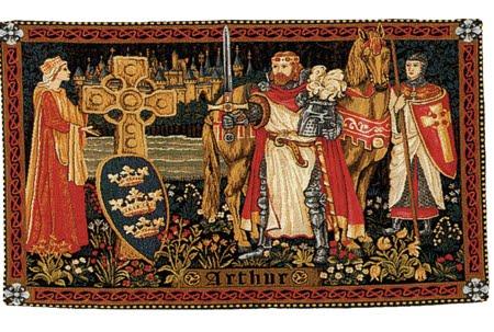 Le site de l 39 histoire l identit du roi arthur enfin - Recherche sur les chevaliers de la table ronde ...