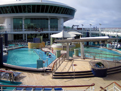 Explorer Of The Seas Pool Deck