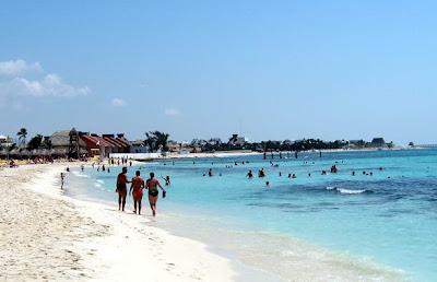 Beach At All Inclusive Near Cancun