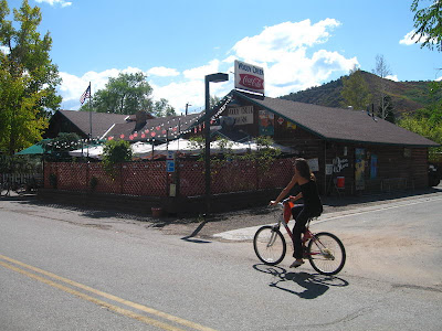 The Woody Creek Tavern - Woody Creek Colorado
