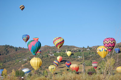 Hot Air Balloons In Colorado id=