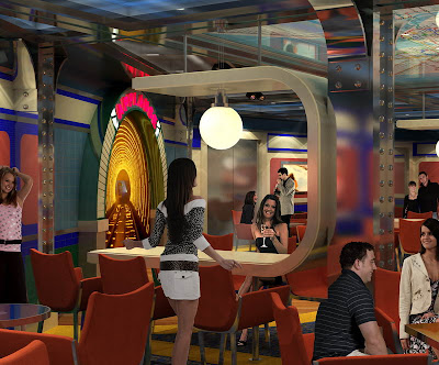 Comedy Club On Oasis Of The Seas
