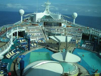 Royal Caribbean Explorer Of The Seas Pools