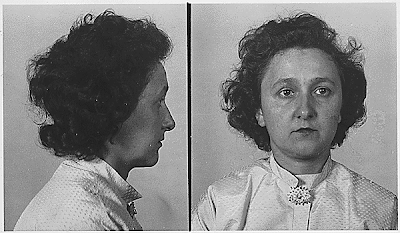 Ethel Rosenberg..enough said