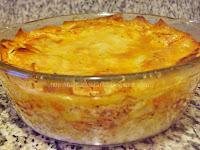Lasagna cu sos Bolognese si sos Bechamel preparare reteta