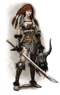 Greek Woman Warrior Let's prepare together...