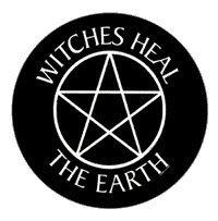 Bruxos Curam a Terra.