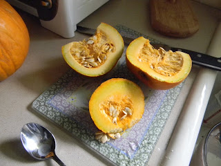 how to puree a pumpkin