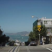 groovyでビデオ風に加工した画像