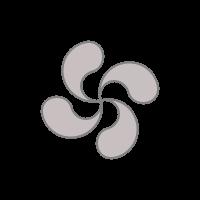 GfxBuilderで描画した花のような形