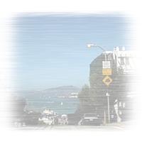 PyWin32とImageMagickで横方向にこすれたような半透明に加工した画像