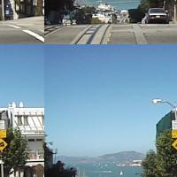 ProcessingとJava Image Filters(pixels)を使用してスクロールさせた画像