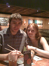 Erin and Andy after her graduation