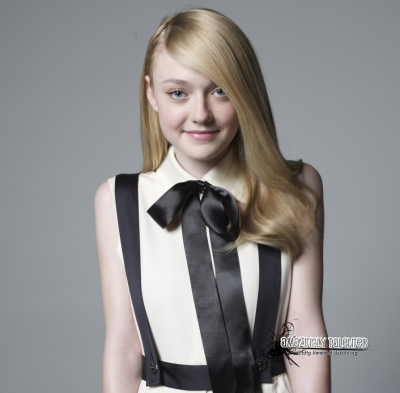 dakota fanning fotos