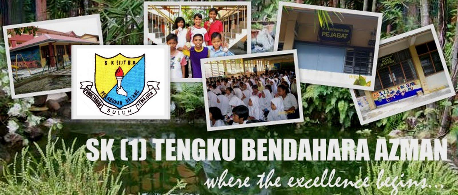 SK (1) Tengku Bendahara Azman