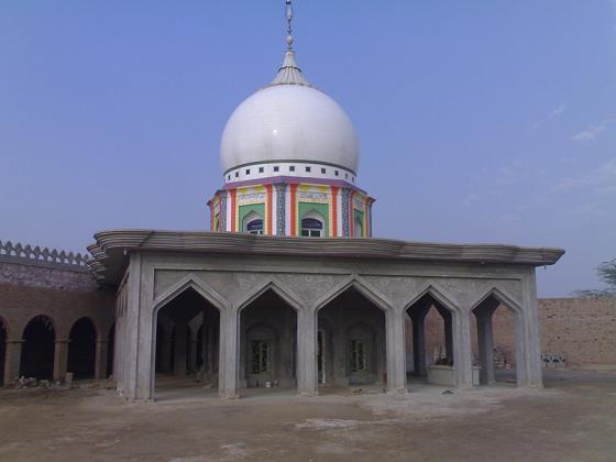 Aastana Aalia Noshahi Qadri Dogranwala Sharif Chak Jhumra