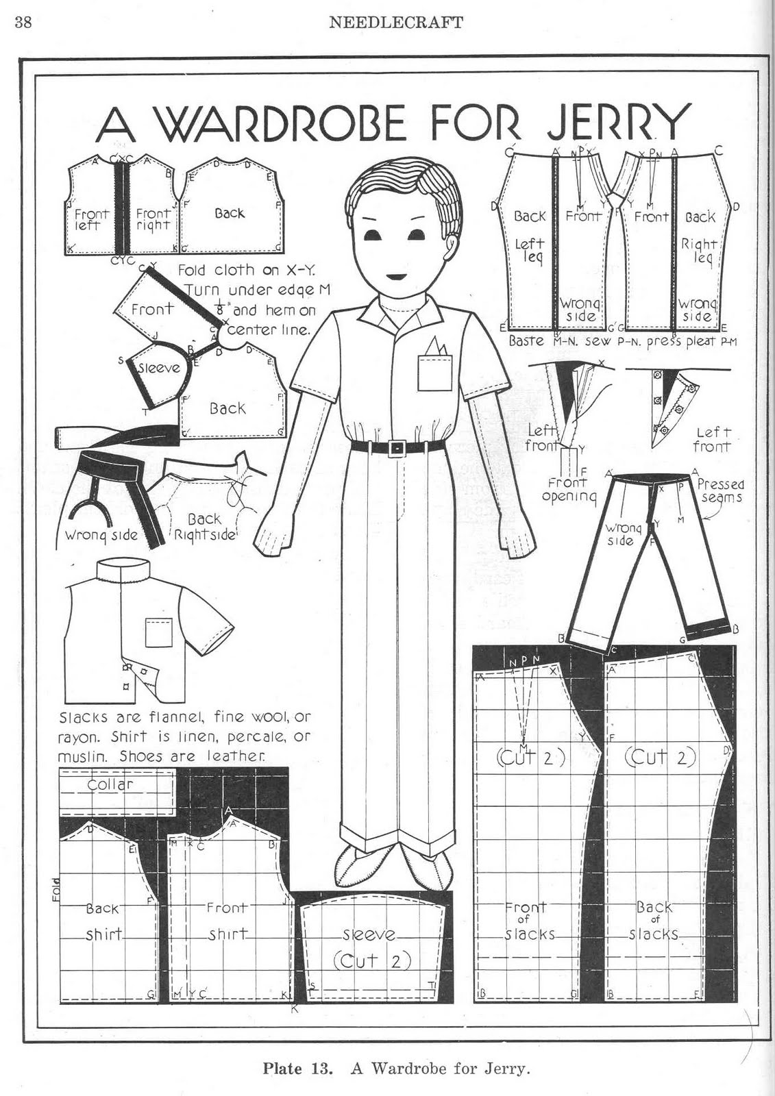 White apron hobbycraft