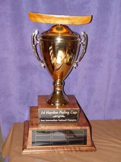 Canoe Poling Award