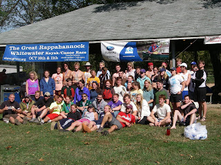 Collegiate Canoe &amp; Kayak Racers