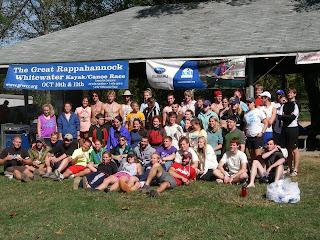 Collegiate Canoe & Kayak Racers