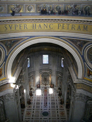 Inside the Vatican Walls