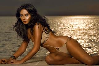 Katrina Halili in Bikini