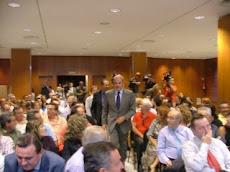 Reunión con alcaldes y parlamentarios