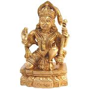 Panchaloka Hanuman Statue