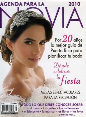 agenda para la novia perla