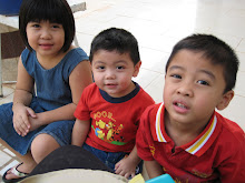 Aliah, Amir and Hadi