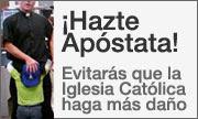 Hazte apostata